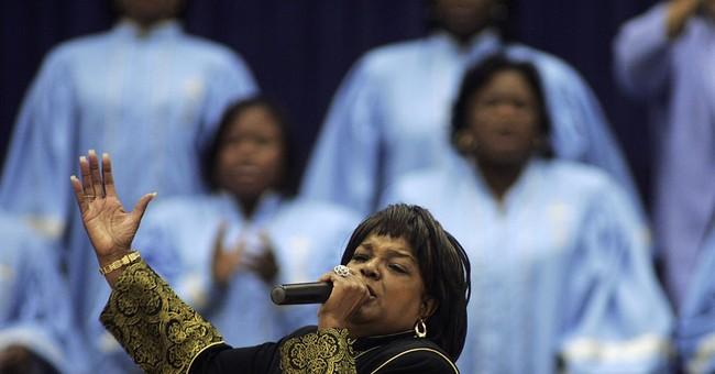 Gospel singer Shirley Caesar sues Georgia artist over song