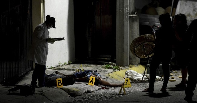 3 detectives killed, burned in southern Mexico