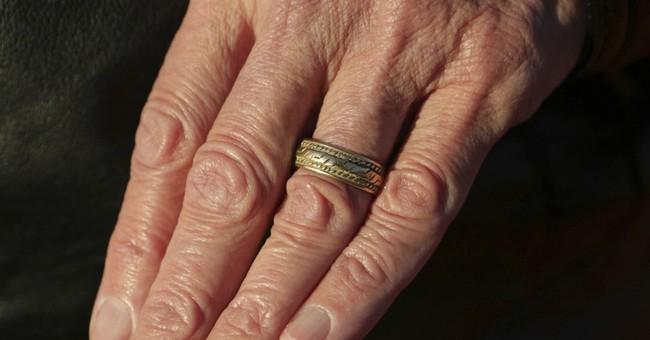 Christmas tree farmer returns wedding band lost 15 years ago