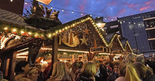 AP Photo Gallery: German Christmas markets draw crowds