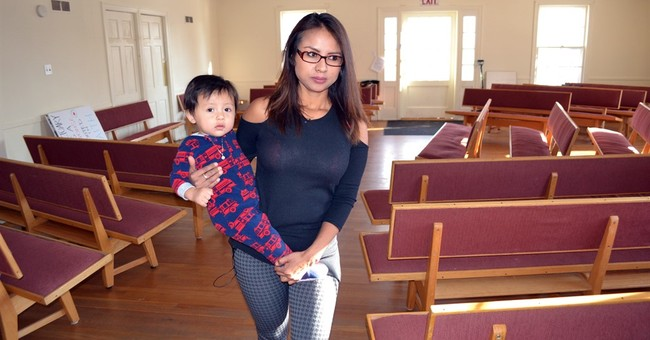 Churches vow to offer sanctuary to people in US illegally