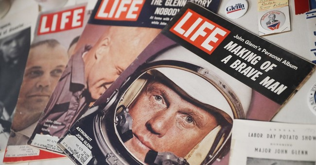 John Glenn, astronaut and senator, to lie in state in Ohio