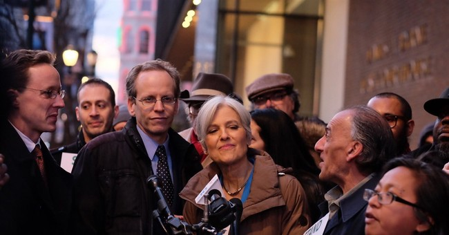 Recounts bring Stein publicity that eluded her on the trail