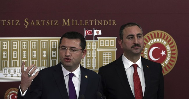 Turkey shifts closer to expanding powers for Erdogan