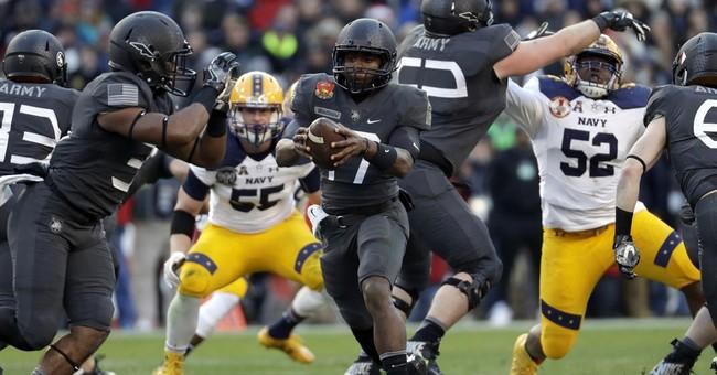 Army beats Navy 21-17 to end 14-year losing streak in series