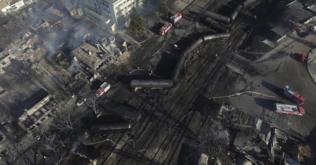 7 killed, 29 injured in Bulgarian tanker train explosion
