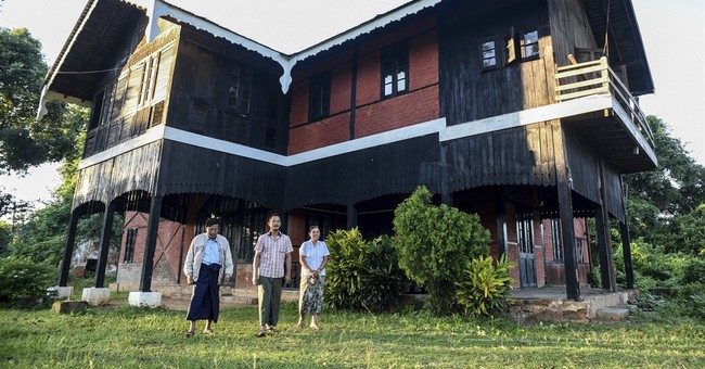 Myanmar town wants the secret out: George Orwell slept here