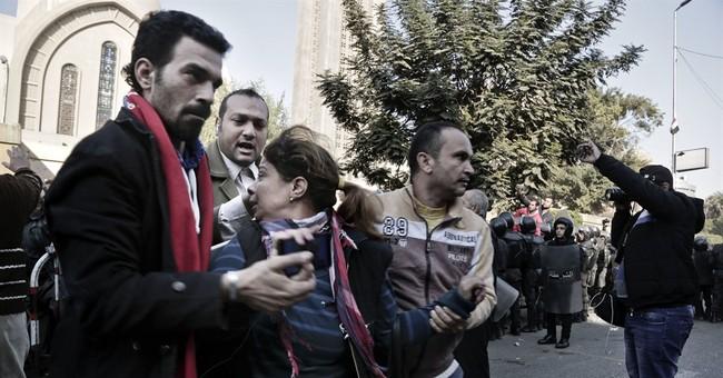 Bomb kills 25 at Egypt's main Coptic Christian cathedral