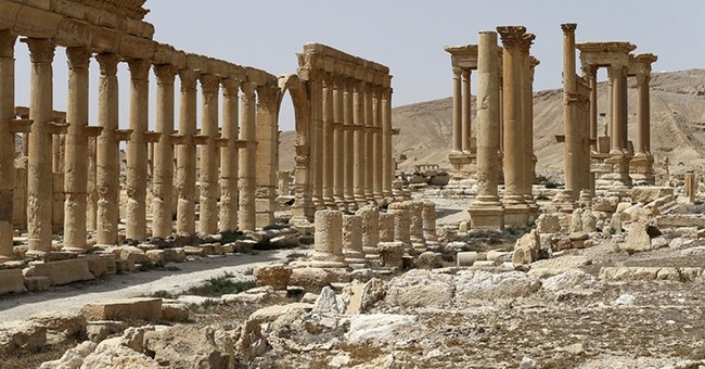 A look at Palmyra, the historic Syrian city retaken by IS