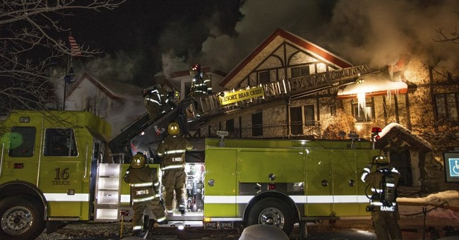 Fire at Boyne Highlands Resort ski lodge; 12 go to hospital