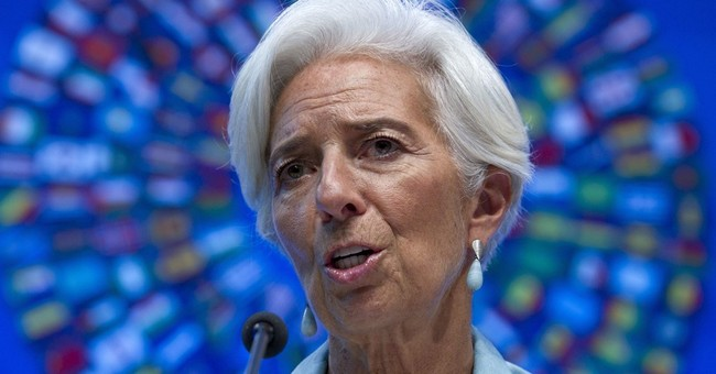 IMF chief Lagarde proclaims innocence in French payout case
