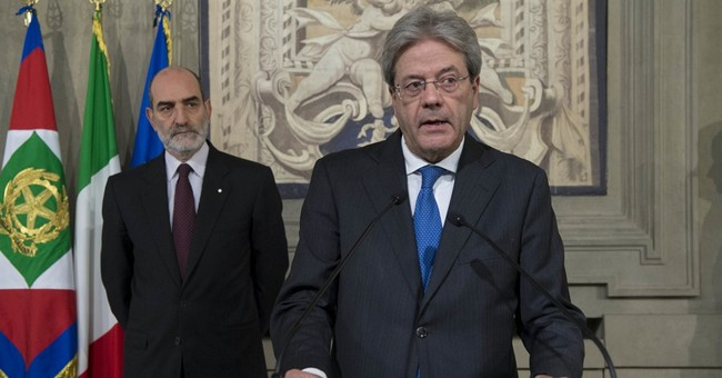 Italy foreign minister tapped to be premier, form next govt