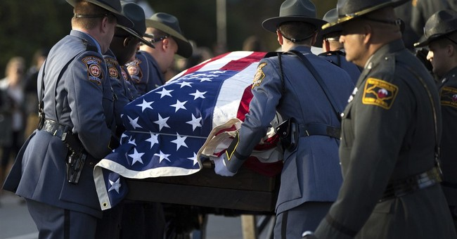 Funeral: Hundreds honor Georgia officer slain with colleague