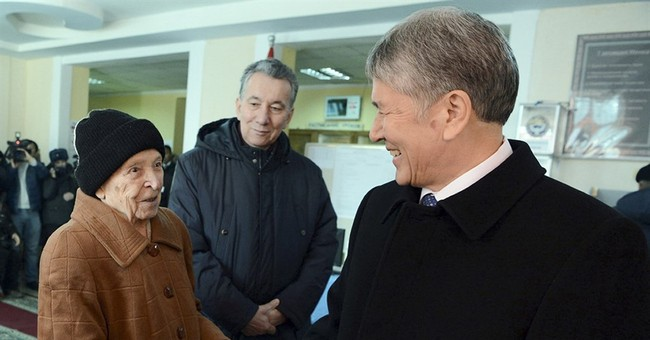 Kyrgyzstan holds vote to change constitution