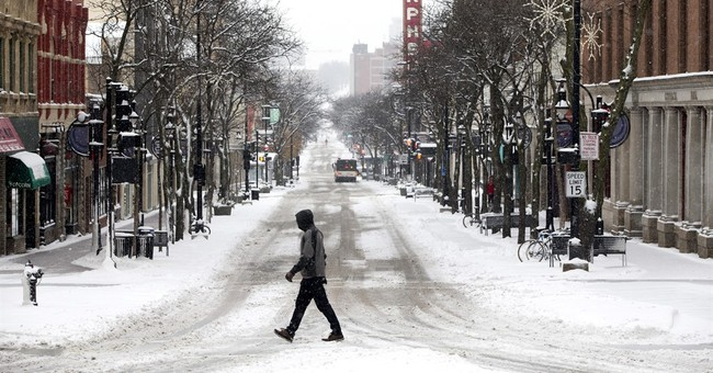 Snow makes for frowns on Northeast roads, smiles on slopes