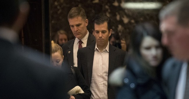Trump: Executives will run business empire with his children