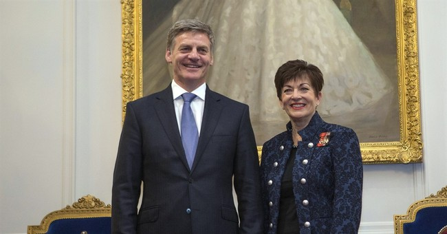 New Zealand's new prime minister is steady, not flashy