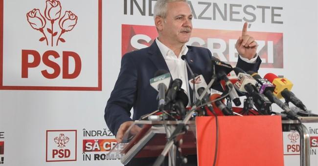Social Democrats easily win Romania parliamentary elections