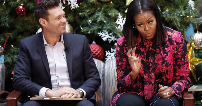 First lady: Skiing does for her what golf does for president