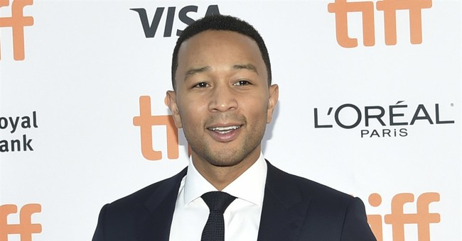 John Legend gets the 'Green Light' for NBA All-Star gig