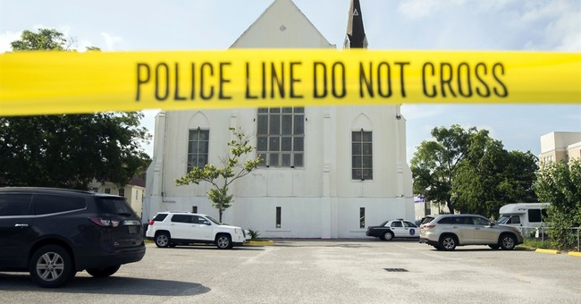 Accused shooter had list of other black churches in his car