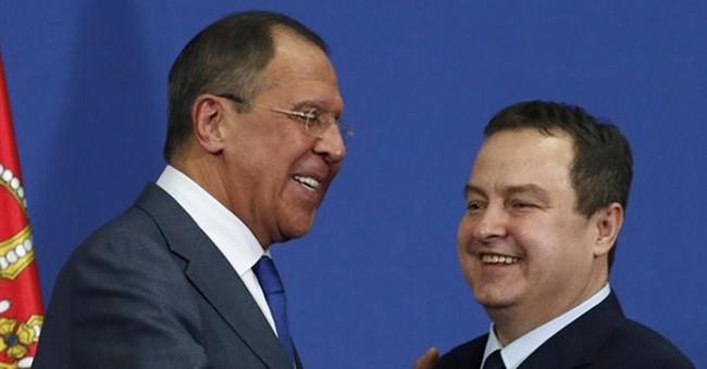 Russia ready to boost Serbian defense to counter NATO