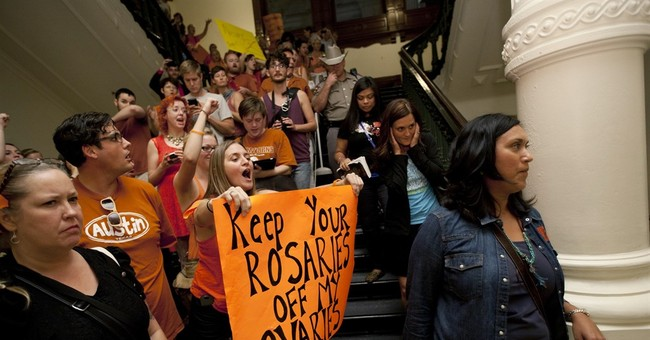 Lawsuit challenges new Texas rules over fetal remains