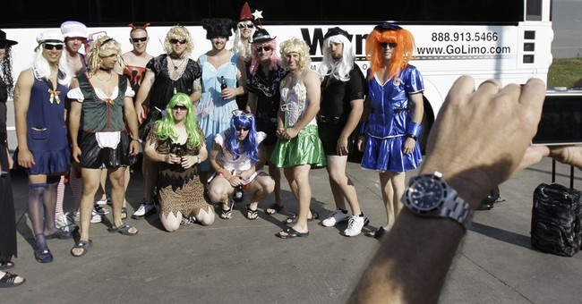 AP Exclusive: MLB rookie hazing rules ban dressing as women