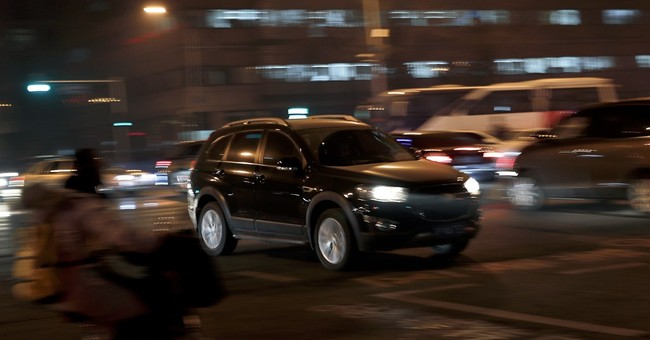 China auto sales rise 17.2 percent in November