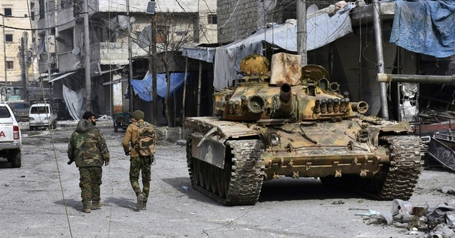Syria rebels retreat in Aleppo in 'terrifying' collapse