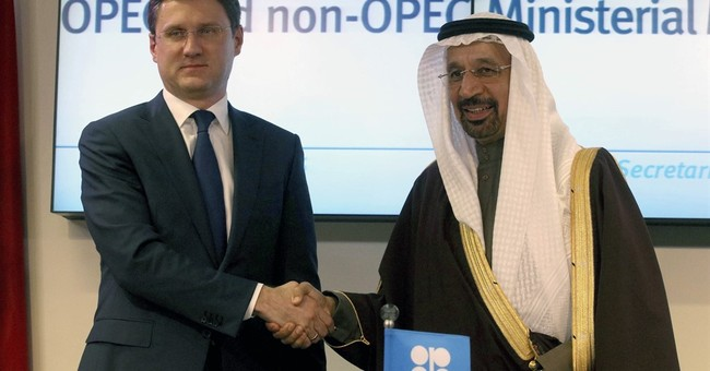 OPEC production jumped before global deal on cuts, IEA says