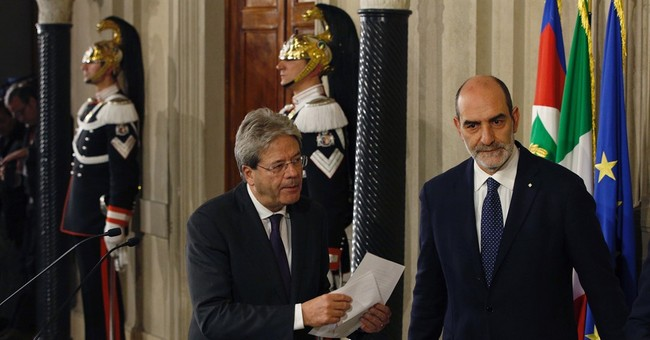 Italy's new government looks much like just-ended one