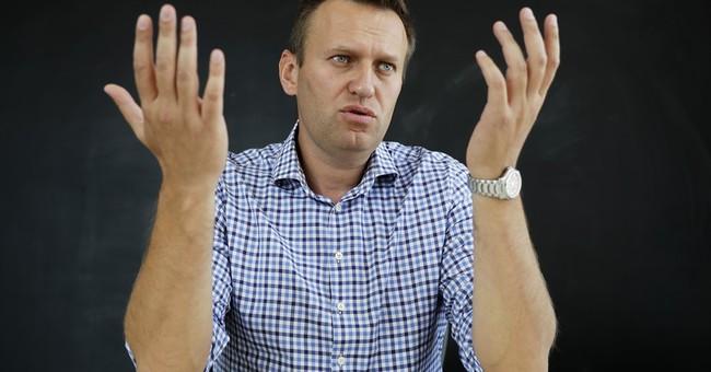 Russian opposition leader Navalny announces presidential bid