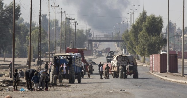 Islamic State turned Mosul into city of terror and darkness