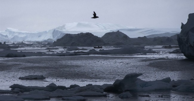 Arctic's year of crazy extremes as warming hits overdrive