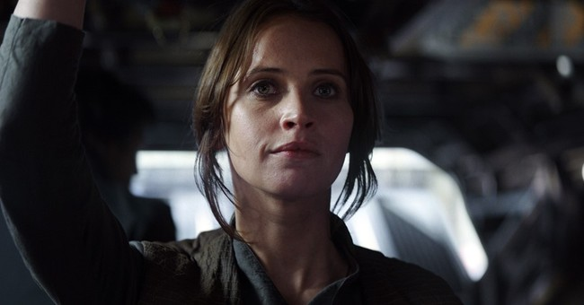 Felicity Jones joins ranks of classic Star Wars heroines
