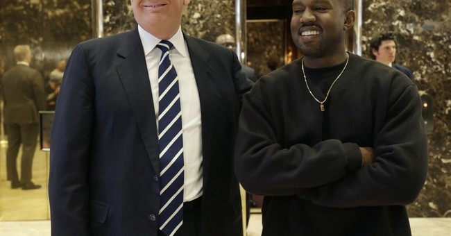 Kanye West returns to Twitter to talk about Trump meeting