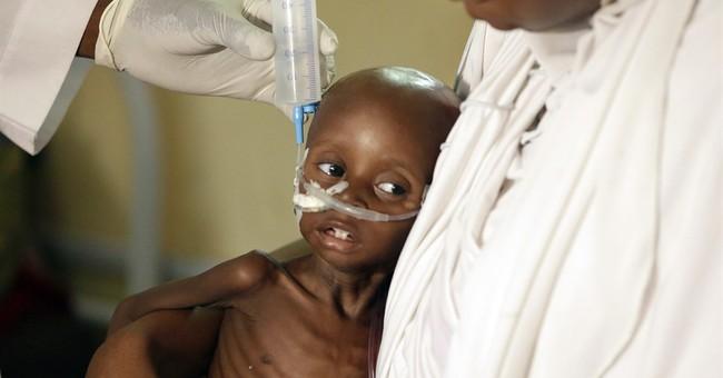 UNICEF: 80,000 children will starve to death in Nigeria