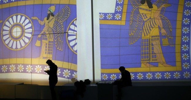 Paris exhibit celebrates UNESCO heritage site of Palmyra