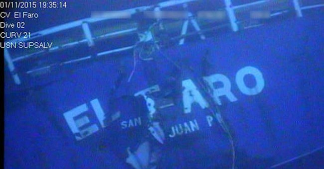 For doomed ship crew, concern turned into paralyzing panic