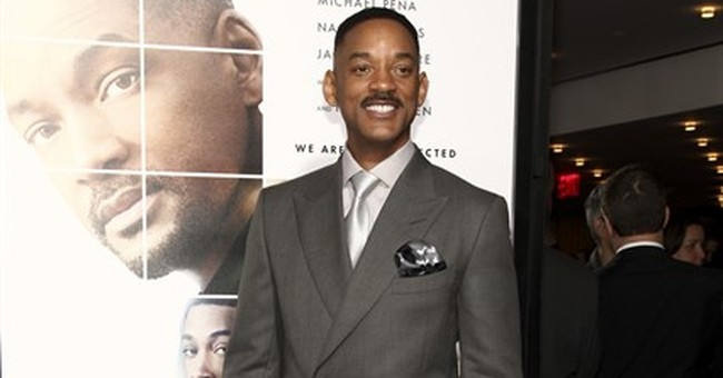 Will Smith channeled personal grief for his latest role