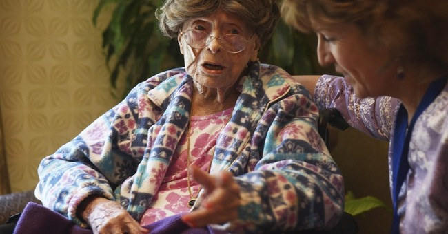 Oldest American, Adele Dunlap of New Jersey, turns 114