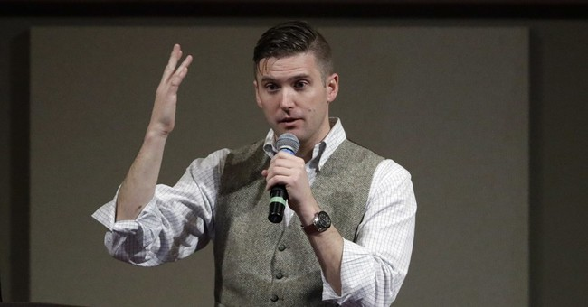 Twitter restores white nationalist group leader's account