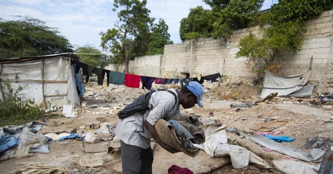 Nearly 7 years after quake, 50,000 in Haiti still in camps