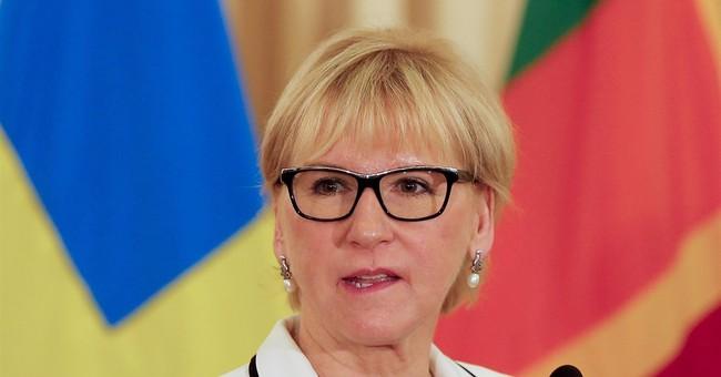 Israeli officials will not meet visiting Swedish FM