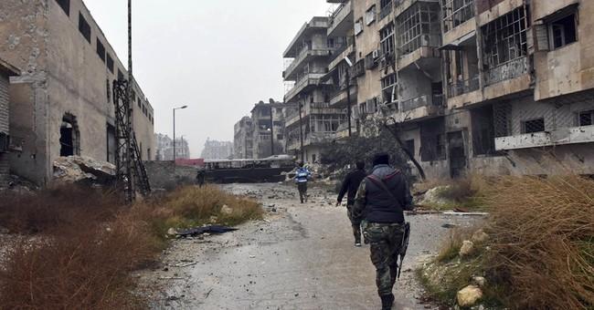AP Analysis: Advantage Assad _ Aleppo capture a key moment