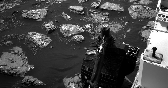 NASA troubleshooting drill problem on Mars Curiosity rover