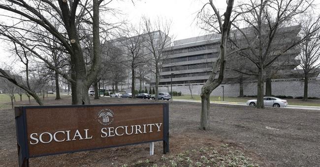 Republican looks to overhaul Social Security