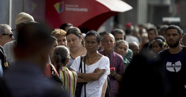 Venezuelan rush to unload bank notes before deadline