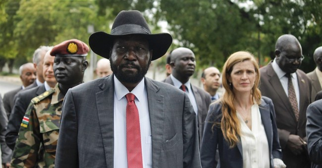 South Sudan said on 'brink of an all-out ethnic civil war'